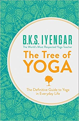 The Tree of Yoga book cover